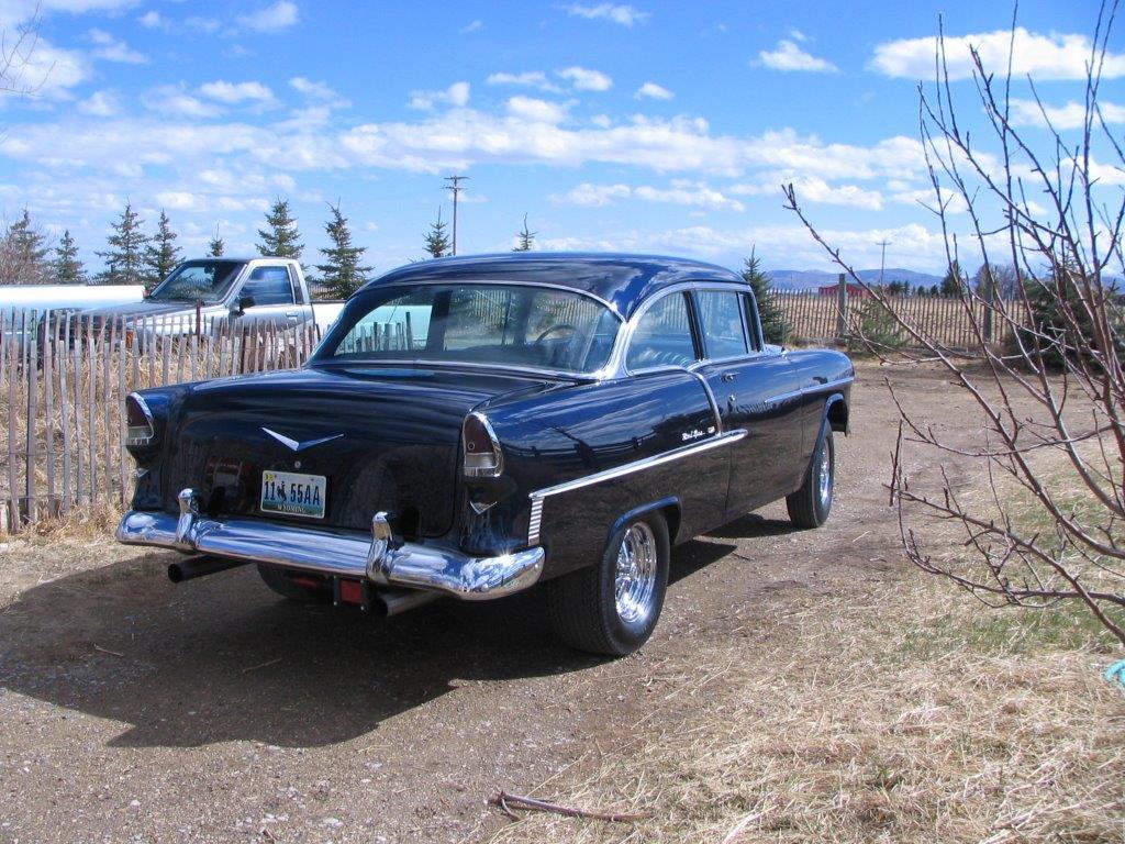 Dave Farrante's '56 Chevy