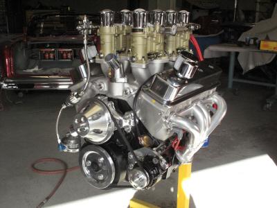 Dennis Proud Engine