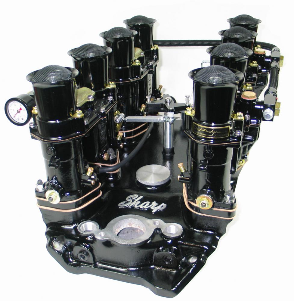 Weber 8-Stack V8 Systems | JIM INGLESE 8-STACK SYSTEMS