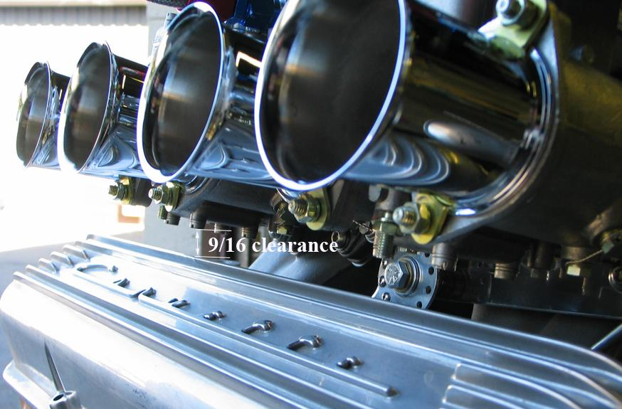 Valve Cover Clearance