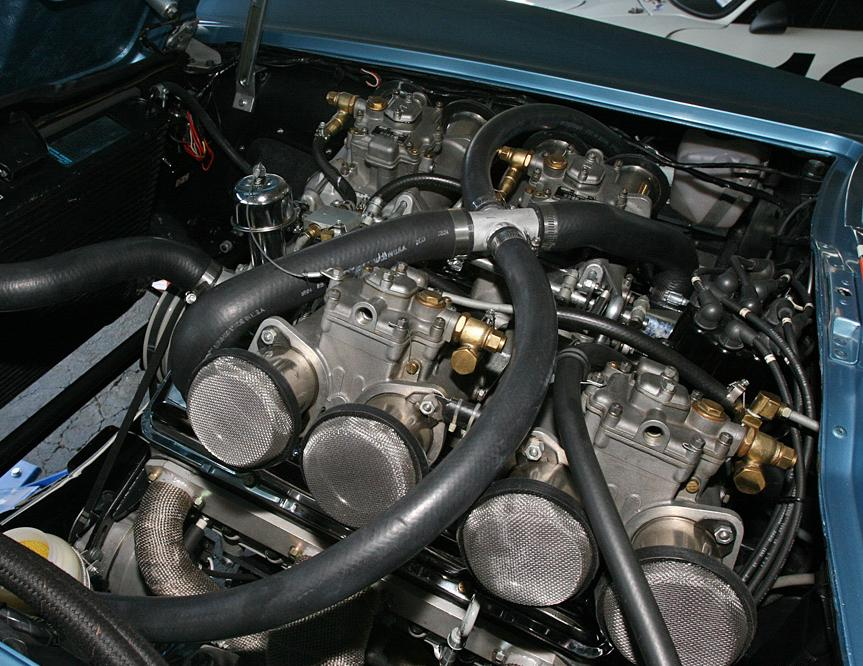 Corvette Grand Sport Engine